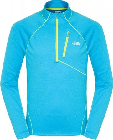 Bluza męska The North  Face Impulse Activ 1/4 Zip