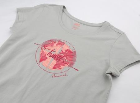 Koszulka damska Hannah Flandis