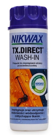 Płyn do impregnacji Nikwax Tx.Direct Wash-In 300 ml