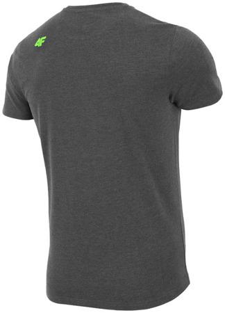 T-shirt męski 4F H4L17-TSM002