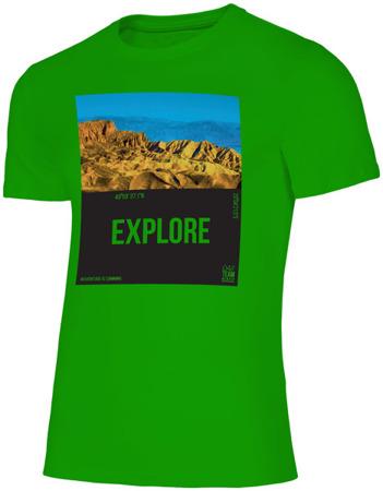 T-shirt męski 4F H4L19-TSM009