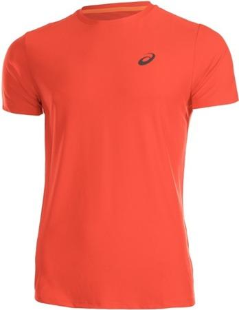 T-shirt męski Asics SS Top 134084 Kolor: Fiery Red, Rozmiar: S